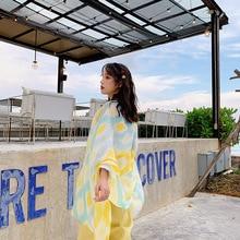 1 Piece Fashion Elegant Yellow Pattern 180x90cm Women Sunscreen Cotton Linen Beach Scarf Silk Shawl wraps bandana beach hijab