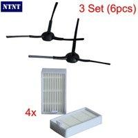 Vacuum Cleaner Accessories Pack For Panda X500 ECOVACS CR120 X600 Side Brush X 6pcs 3set Hepa