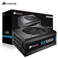 CORSAIR HX1200i 1200W Full Modular Computer Power Supply For Desktop And Server Computer 8 GPU Ports