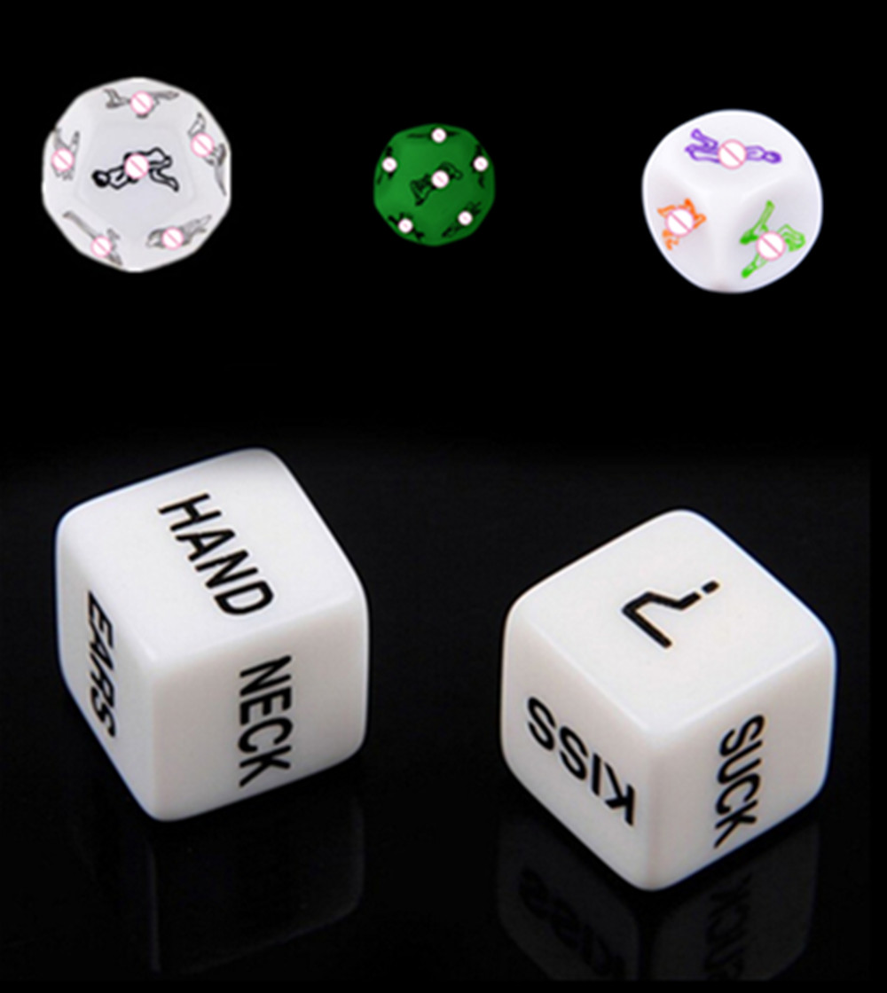 Sex Dice 12 Positions Fun Dice Adult Games For Couples Love Humour Instructions Dice Toys Novelty Gag Toys Love Humour Gambling