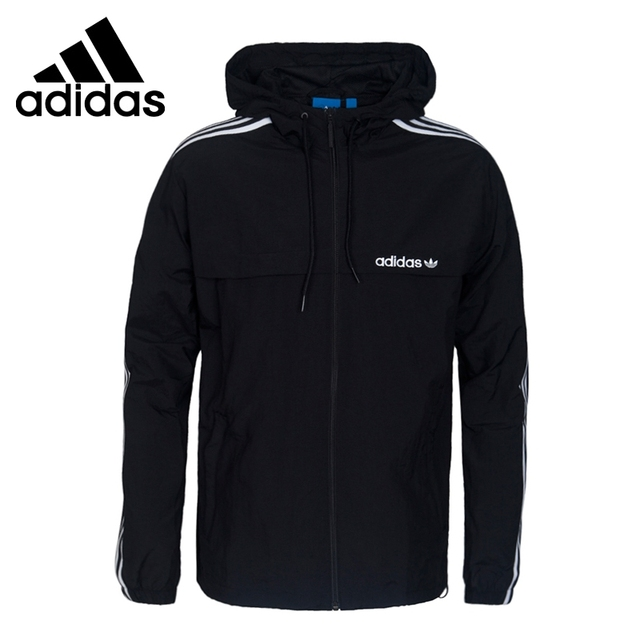 adidas Originals Jacket 3Striped WB Black