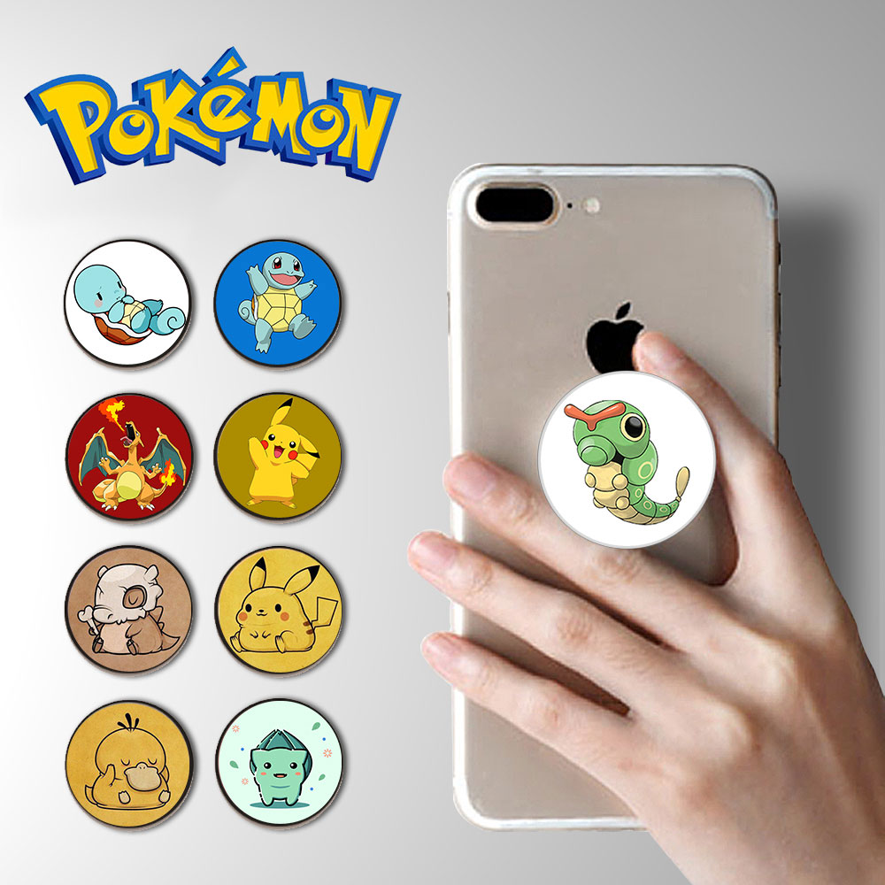 font-b-pokemon-b-font-go-pikachu-squirtle-eevee-charizard-gengar-anti-drop-extensible-airbag-grip-expanding-stand-finger-holder-phone-bracket