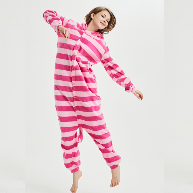 cheshire cat women onesie