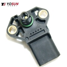 CENWAN 3 Bar MAP Sensor 1209552 For Audi A2 A3 A4 A6 A8 Q5 Q7 FORD GALAXY MITSUBISHI GRANDIS OUTLANDER LANCER Skoda Seat VW Polo