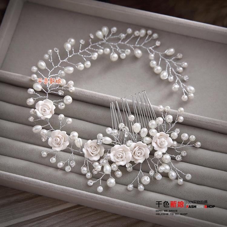 HTB1mWhjLXXXXXaSXpXXq6xXFXXXA Gorgeous Berry And Rose Flower Wedding Prom Party Hair Jewelry For Women