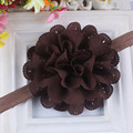 Newest Girl Kids Baby Cute Lace Flower Headband Hair Band Headwear Toddler Accessories