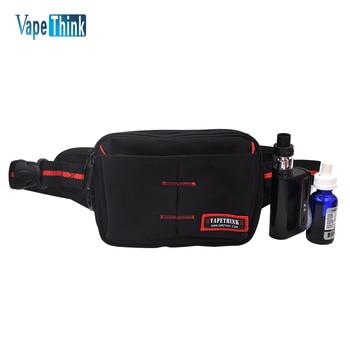 Vapethink Vape Tool Kit Bag Vapor Bag For Electronic Cigarette Rta Rba Rda Mod Kit 18650 Battery Tools Carry Bag Vape Case Black цена 2017