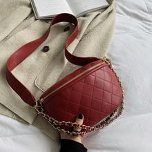 Women's Designer Handbag 2019 Fashion New Female bag High quality PU Leather Women bag Simple Shoulder bags Bolsos Mujer
