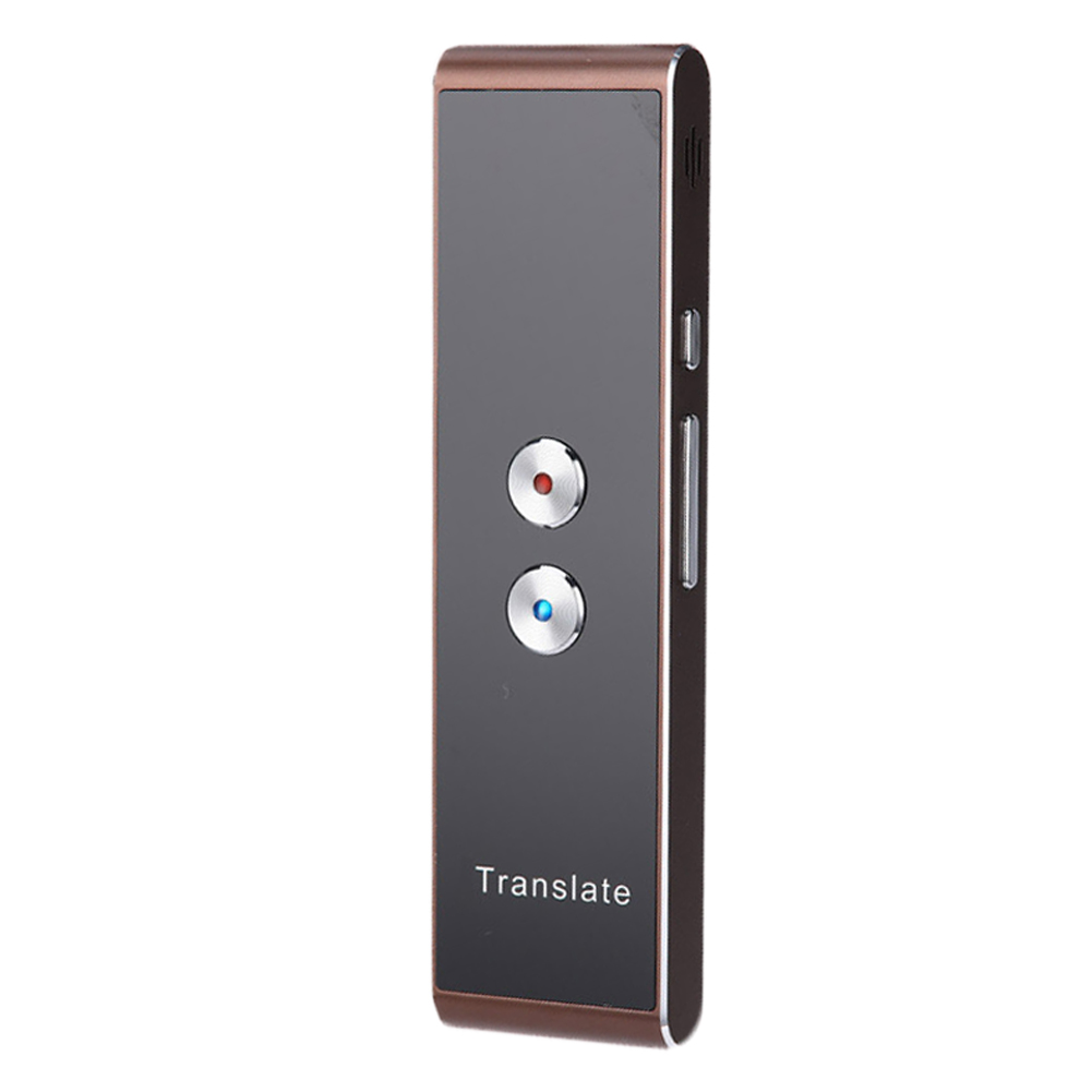 Accurate Translator High Recognition Ability 2 way Instant Translate 30+ Languages Long time Use Voice Translation Lightweight