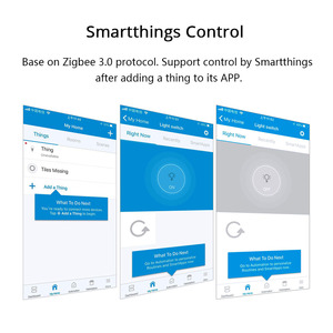 Image 2 - Zigbee 3.0 Switch For DIY Home Device Smart Remote Control By Smartthings Echo Plus Suit for Most of Zigbee Hub