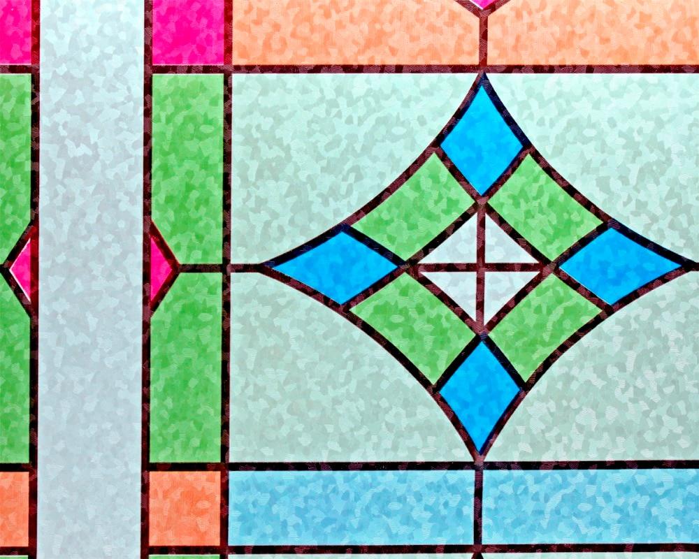 CottonColors PVC Window i papërshkueshëm nga uji Filmat Jo-zam 3D - Dekor në shtëpi - Foto 5