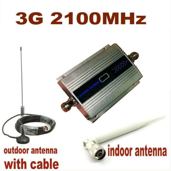 Full Set LCD 3G W-CDMA 2100 Mhz 3G ripetitore copertura 500 square 3g ripetitore cellulare amplificatore ripetitore con AntennaFull Set LCD 3G W-CDMA 2100 Mhz 3G ripetitore copertura 500 square 3g ripetitore cellulare amplificatore ripetitore con Antenna