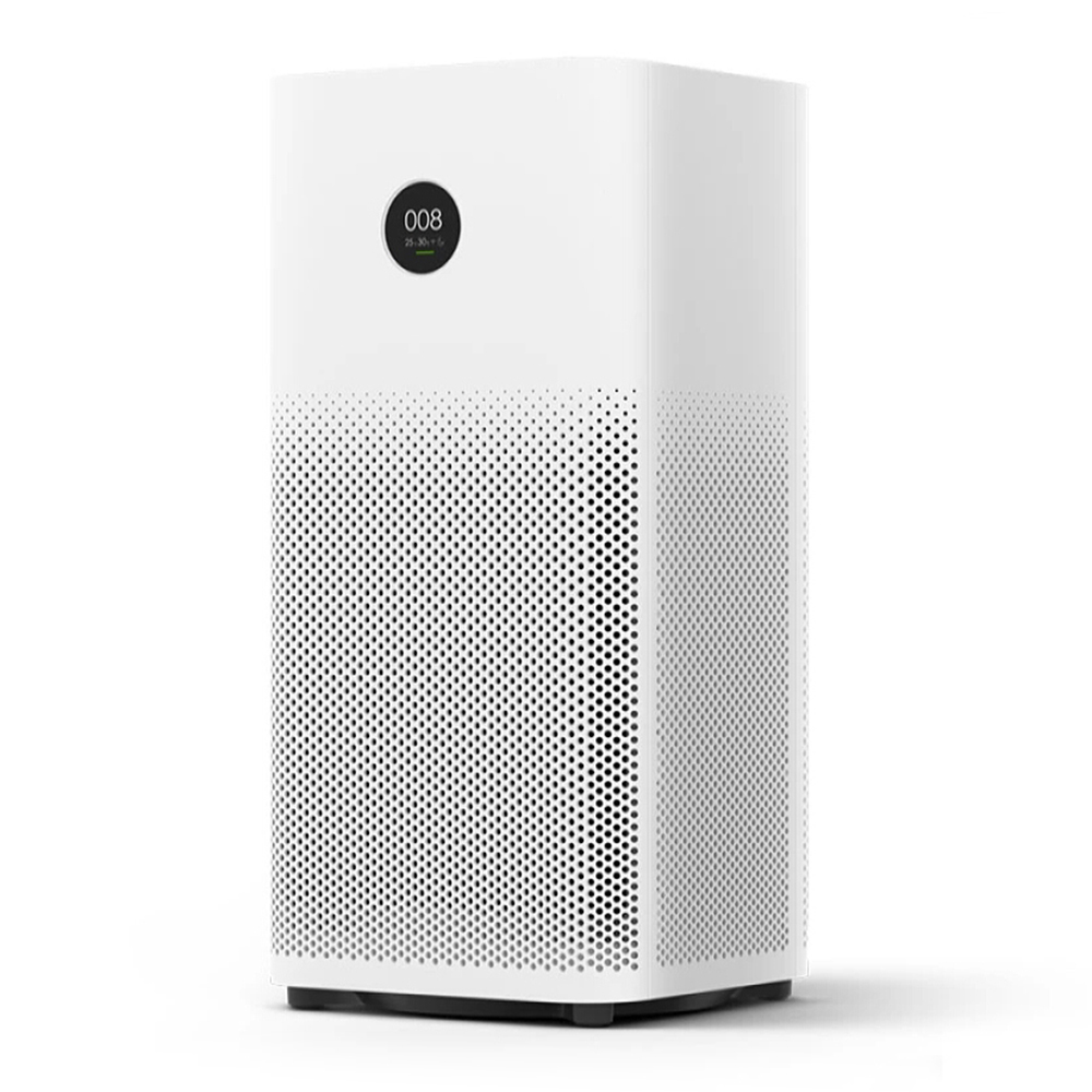 Original Xiaomi Smart Air Purifier 2S OLED Display Smartphone Mi Home APP Control Smoke Dust Peculiar AC100 - 240V Air Purifiers xiaomi mi air purifier 2s