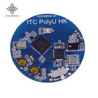 NRF51822 Bluetooth 4,0 BLE SOC Температура атмосферное Давление модульный датчик ускорения гироскоп свет Сенсор MPU6050 AP3216