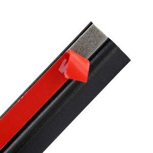 Image 4 - 4Meter Z typ 3m uszczelka do drzwi dobrej jakości uszczelka do drzwi samochodowych uszczelka z uszczelką wysokiej gęstości gumowa uszczelka akcesoria samochodowe