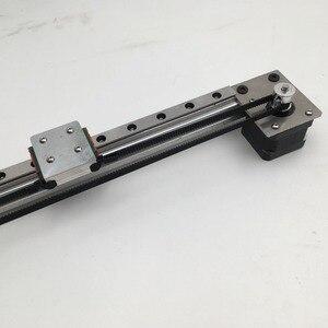 Image 2 - Funssor DIY ЧПУ Reprap 3D принтер X axis 2020 профиль MGN12H линейная рейка набор направляющих движения