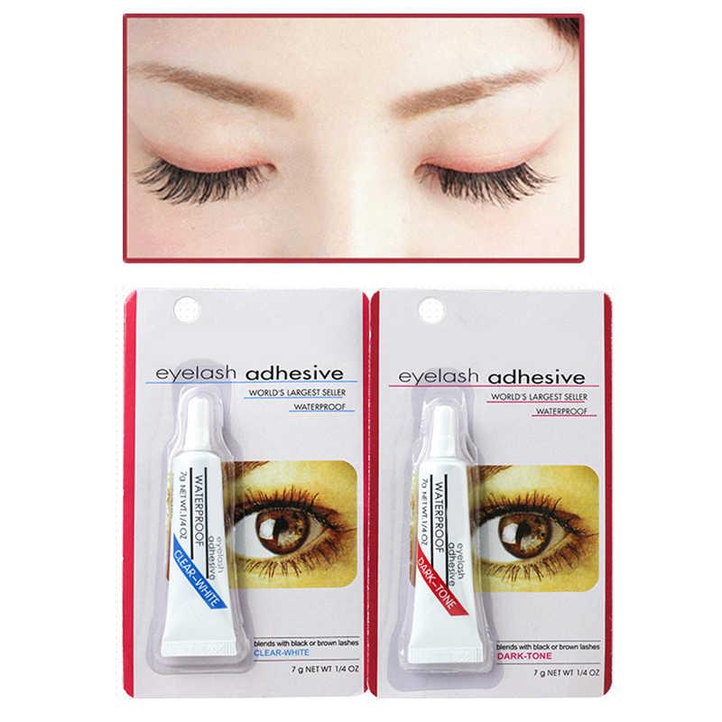 3461db1af70 Eye Lash Glue Eyelash Adhesive Eyelash Glue Waterproof False Eyelash  Accessories White/Black