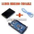 3.5-дюймовый TFT цветной экран модуль 320X480 MEGE 2560 Совет + Кабель USB