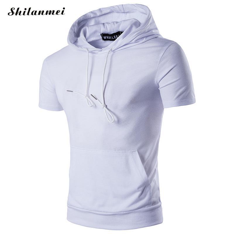 Popular Short Sleeve Hooded Sweatshirt-Buy Cheap Short Sleeve ...