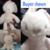 2017 mignon lapin bébé doux en peluche jouets pour enfants lapin compagnon de sommeil stuffed & peluches bébé jouets pour nourrissons