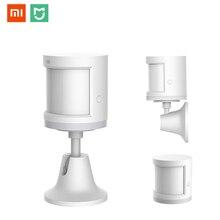 Originale Xiao mi mi jia del sensore Del Corpo Umano Mi Sensore di movimento Versione Smart Home, Casa Intelligente linkage per mi Casa app wireless Zigbee connessione
