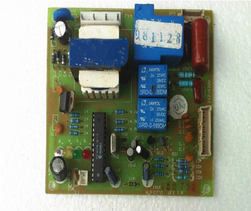 все цены на 95% new Original good working for Meiling refrigerator pc board motherboard bcd-280 hlpic730 2.8 ver on sale онлайн