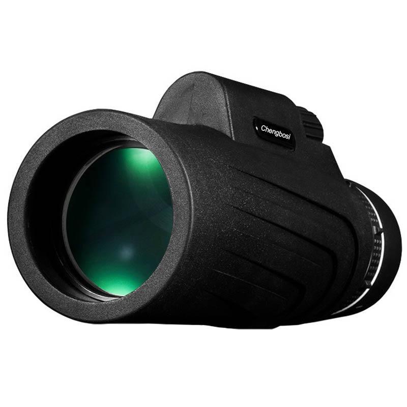 50x52 Poderosa Monocular Zoom Binóculos de Alta Qualidade Grande Handheld Telescópio Militar HD Profissional Escopos Para A Caça