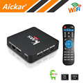Mais novo S912 KM8 PRO Caixa de TV Android 6.0 Amlogic Octa Núcleo 2 GB/16 GB 2.4G/5G WiFi KODI 17.0 IPTV Europa Media Box Smart TV jogador
