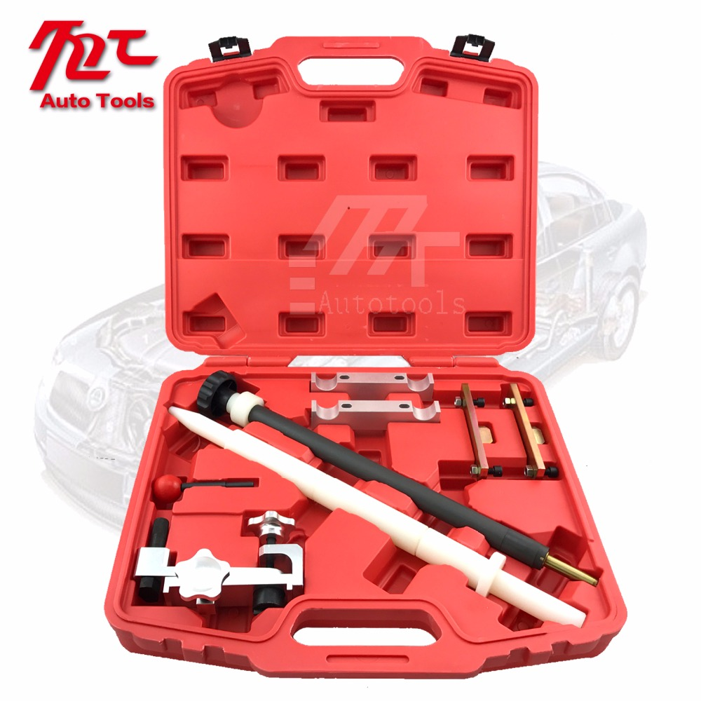 Engine Camshaft Locking Setting Timing Tool Kit For Porsche 911 (996/997) /(986/987) wholesale 2 2 2 5 dci engine camshaft timing tool crankshaft alignment locking set for renault auto repair tools 2pcs lot