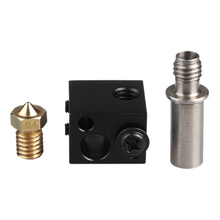 3D Printer Bp6 Hotend J-Head Parts 0.4Mm 1.75Mm Nozzle Replace V6 Accessories Extruder Kit geeetech gt3 3d printer extruder w j head nozzle blue