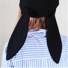 2019 Japanese Soft Girl Student Beret Women Cute Rabbit Ears Stylish Female Swee