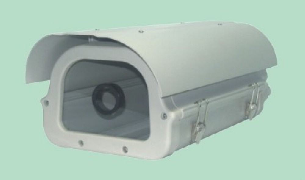 7593939f8 Jy-6212-d CCTV cámara exterior de vivienda aluminio carcasa ABS  304*185*140mm para seguridad videovigilancia Cámara DHL freeship