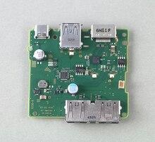 Original Reparatur teile Basis Leistung motherboard Für Nintend Schalter NS HDMI Port Buchse Stecker mit PCB board OCGAME