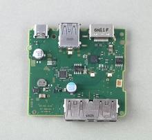 Piezas para reparación originales, placa Base de rendimiento para Nintendo Switch NS, conector con PCB board OCGAME