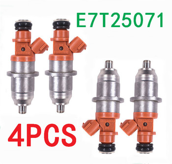 4pcs Very High Quality Fuel Injector Injection Nozzle E7T25071 68F137610000 For Yamaha Outboard HPDI 150-200 HP 68F-13761-00-00