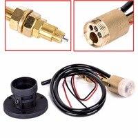 1 Conjunto de Cobre Soquete Conector Central de Alta Qualidade Euro Adaptador de Conversão Do Painel Kit Para Máquina de Solda MIG CO2