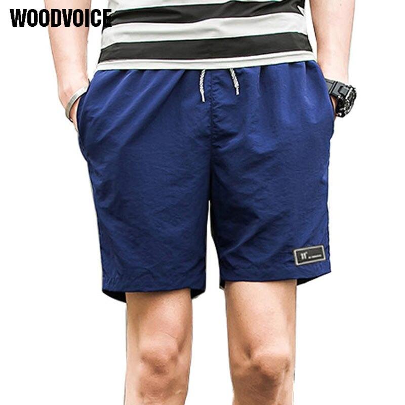 Neue Mode Lässig Männer Shorts Marke Aktiven Badehose Mann Strand Shorts Mens Schnell Trocknend Boardshorts Male Kühle Boxer Jogger Hommes