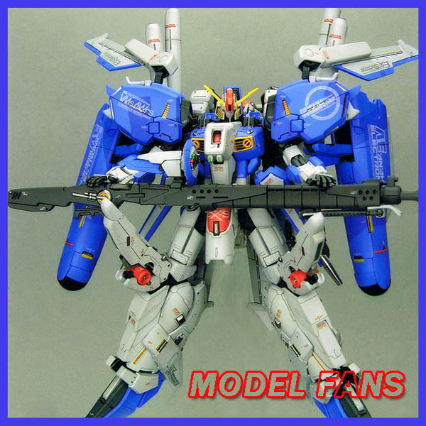 MODEL FANS DABAN   MG assembly  Gundam  model 1:100  MOBILE SUIT Gundam EX-S A special code included orange outside model fans daban mg assembly gundam model 1 100 mobile suit gundam age 1 normal asemu asuno free shipping action figure