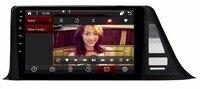 OTOJETA DSP stereo carplay android 8.1.2 car radio for Toyota CHR C HR IZOA 2015 2019 Gps ips screen video player tape recorder