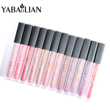 Get more info on the 12 Colors Brand matt lip gloss red velvet Tint Cosmetic waterproof Long Lasting  Liquid Lipstick set Nude Pigment Makeup