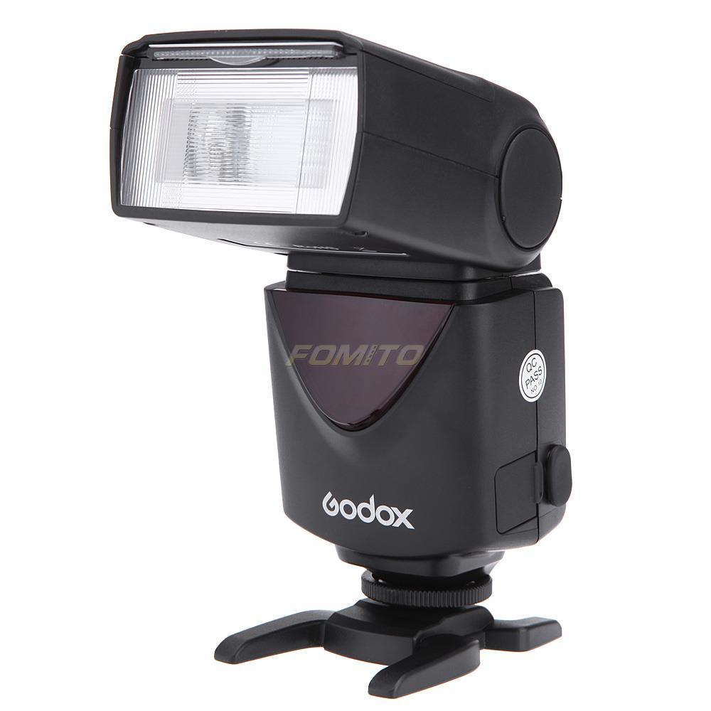 Godox VT560 GN38 Flash ThinkLite Elettronico On-camera Speedlite con Soft Box per Canon per Nikon per Olympus per pentax DSLRGodox VT560 GN38 Flash ThinkLite Elettronico On-camera Speedlite con Soft Box per Canon per Nikon per Olympus per pentax DSLR