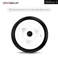 Inteligente wifi Câmeras Wifi Infrared Night Vision Sem Fio Baby Monitor 360 Graus Câmera Casa 2018 Mais Novo home cam camera wireless wifismart camera -