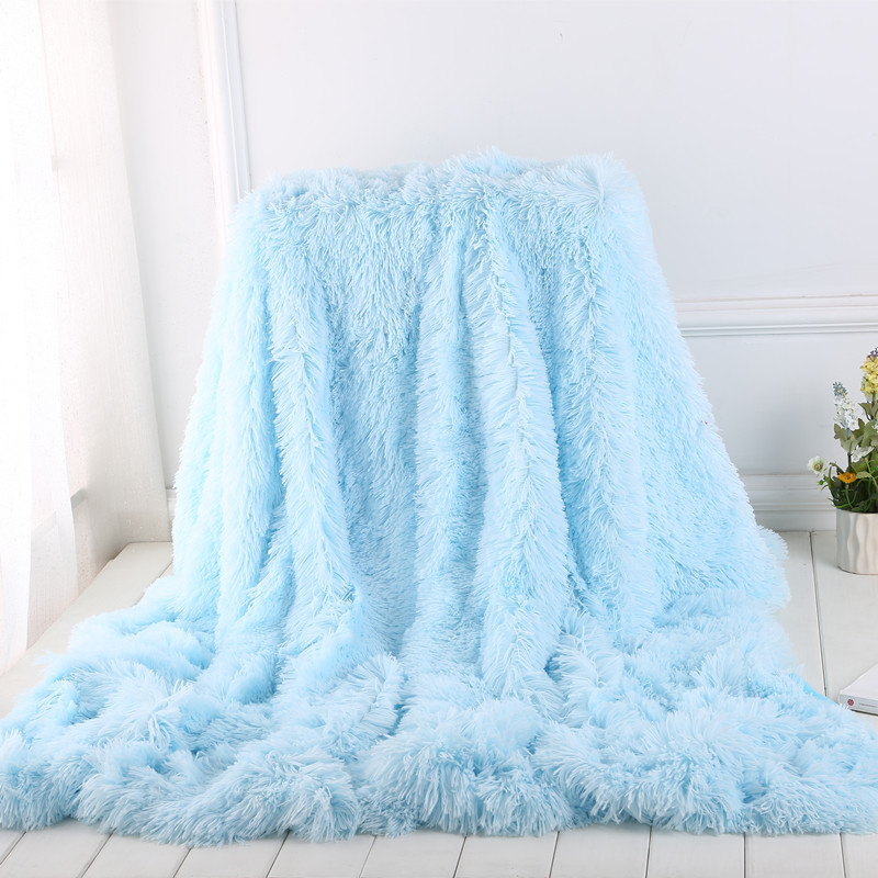 XC-USHIO-Elegant-Throw-Blanket-For-Bed-Sofa-Bedspread-Long-Shaggy-Soft-Warm-Bedding-Sheet-Air
