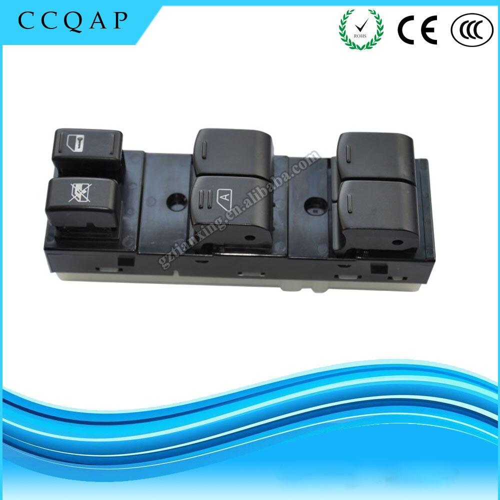 Power window master switch for nissan teana j32 qr25de vq25de vq35de 25401 jn03a china