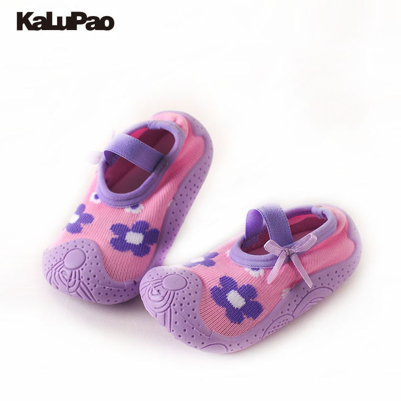 KALUPAO Baby First Walkers Health First Step Shoes Fashion Outdoor Casual Shoes Soft Sole Attipas Toddler Shoes