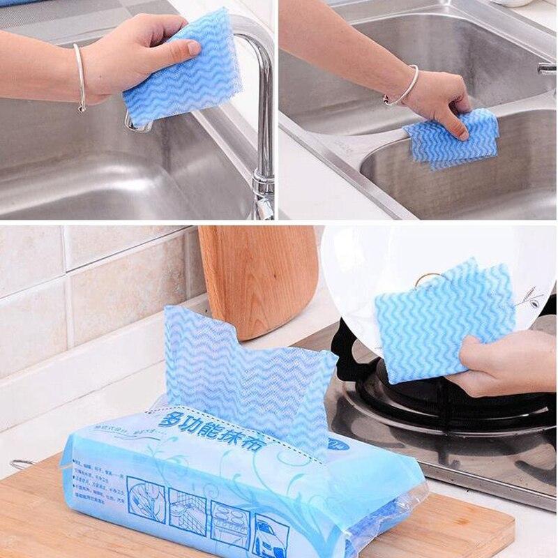 80 Uds. Paño de limpieza de cocina trapos paño de limpieza de baño Estilo japonés Lino algodón borla mantel Rectangular borde mantel letra impresa a prueba de polvo toalha de mesa
