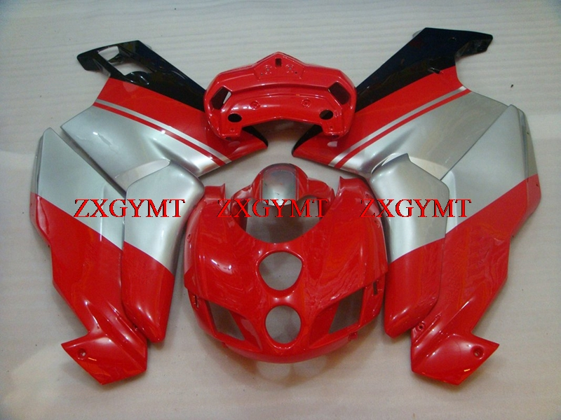 Fairings for for DUCATI 999 2005 - 2006 Fairing for DUCATI 999 06 Red Black Silver Bodywork 999S 05Fairings for for DUCATI 999 2005 - 2006 Fairing for DUCATI 999 06 Red Black Silver Bodywork 999S 05