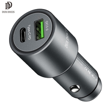 Type C  Quick Charge Car Charger