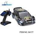 HSP 1/10 Nitro On Road Sport 4WD RC Carro de Corrida de Rali KUTIGER Corpo com 2.4 Ghz 2CH Transmissor (item n ° 94177)