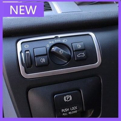 Vysoká kvalita! Obložení spínačů světlometů pro vozidla Volvo - Příslušenství interiéru vozu